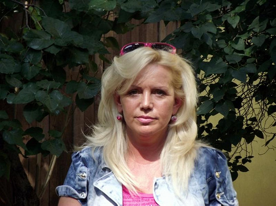 Hana Krampolová se rozhodla svěřit se do péče odborníka.