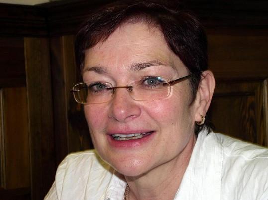 Darina Rychtářová má zase důvod smát se.