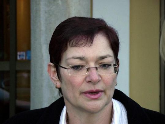 Darina Rychtářová nechce o svém soukromí už mluvit.