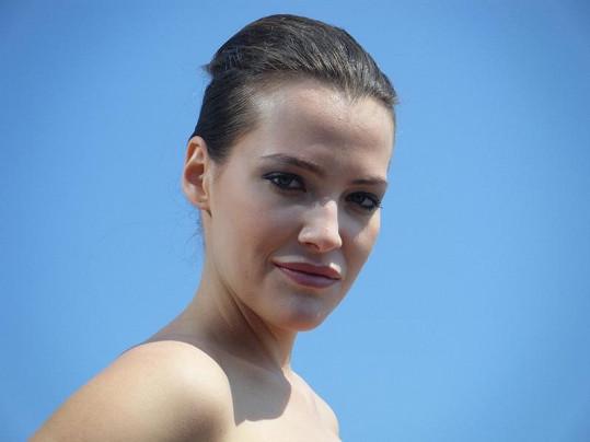 Kateřina Sokolová vypadá skvěle.