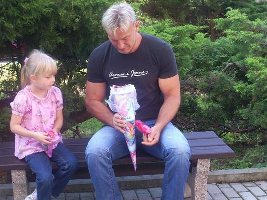 Martin s dcerou Emou