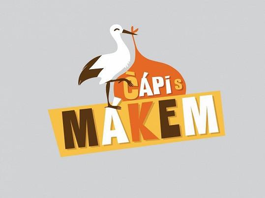 logo Čápi s mákem