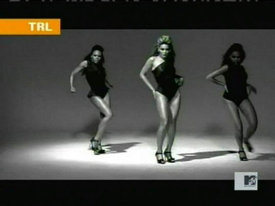 Beyoncé a její Single Ladies.