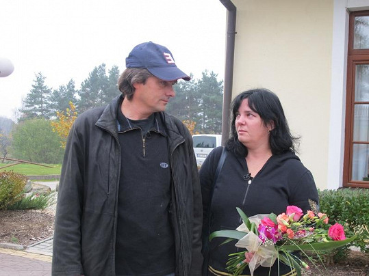 Lenka a Petr Koktovi jsou rádi, že do pořadu šli.