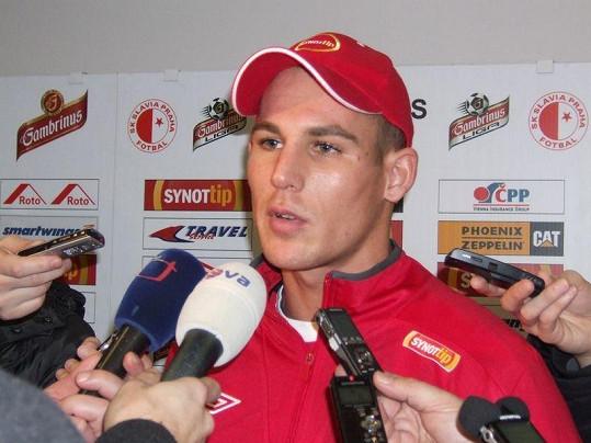 Dominika má jasno. Otcem jejích dětí by měl být fotbalista Jiří Böhm.