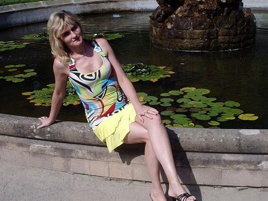 Katarina Tamášová někdy bývá i úplně oblečená.
