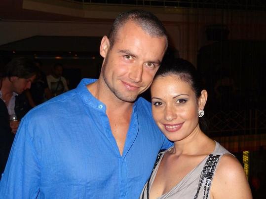 Adéla Taş má novou lásku, urostlého Petra Marka.
