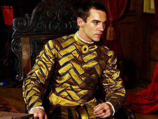 Irský herec v seriálu Tudorovci.