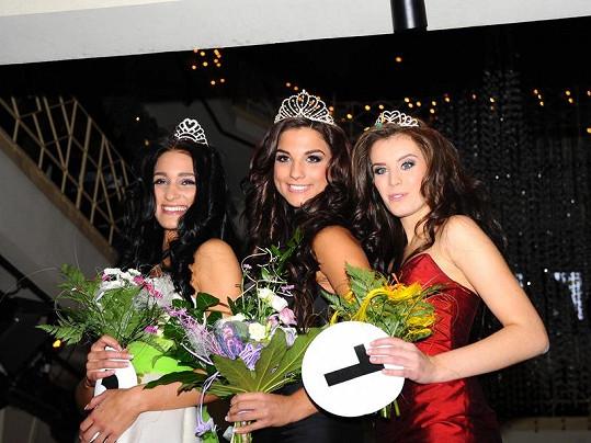 Vítězky Miss face 2011.