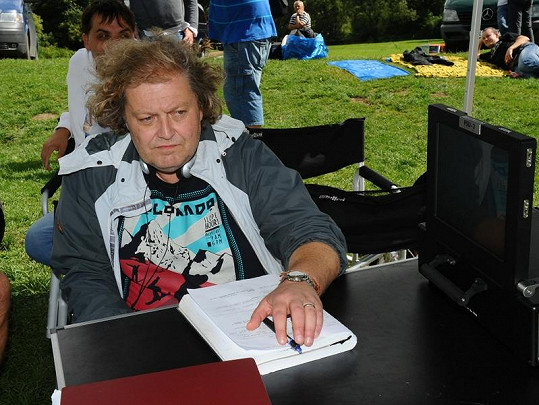 Věhlasný kameraman Juraj Šajmovič režíruje poprvé.