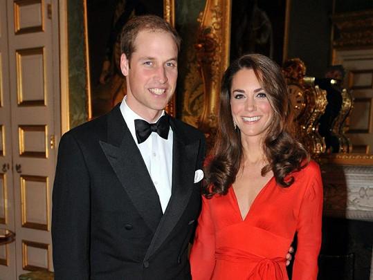 Vždy okouzlující královský pár hostil členky neziskové organizace.