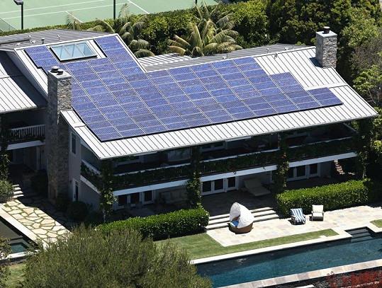 Tato luxusní ekologická rezidence patří herci Owenu Wilsonovi.