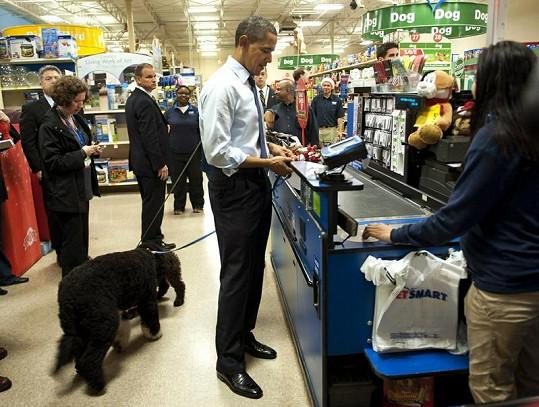 Prezident vzbudil velkou vlnu zvědavosti.
