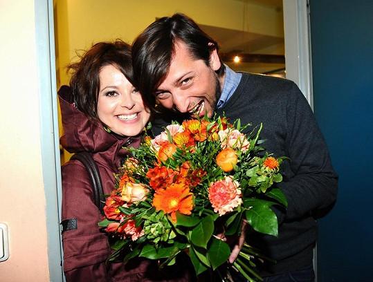 Betka Stanková s přítelem Janem Seidelem jsou již zasnoubeni.