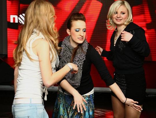 Největšími tanečnicemi večera byly Ivanna Bagová, Kristina Daňhelová a Simona Hégerová.