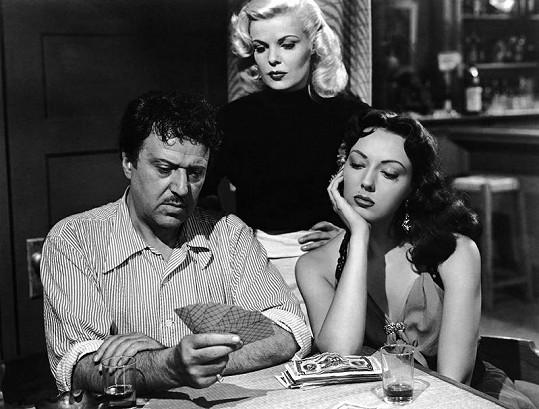 Ve filmu Doznání jednoho děvčete (1953) si Hugo zahrál žárlivého manžela.