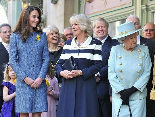 Kate a Camilla si zjevně padly do oka.