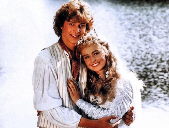Její nejznámější filmovou rolí je Eliška v pohádce Princezna ze mlejna.