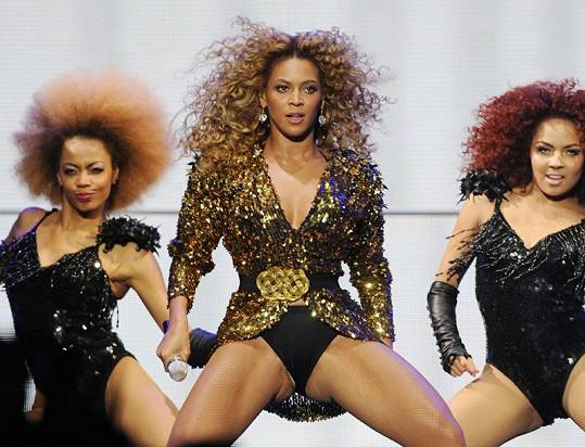 Beyonce to umí pořádně rozjet.