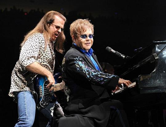 Elton John už si s Bobem Birchem bohužel nikdy nezahraje.