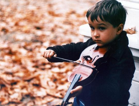 Malý Kolja, kterého si zahrál Andrej Chalimov.