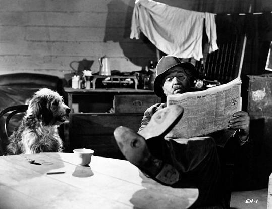 Hugo v americkém filmu Na pokraji pekla (1956)