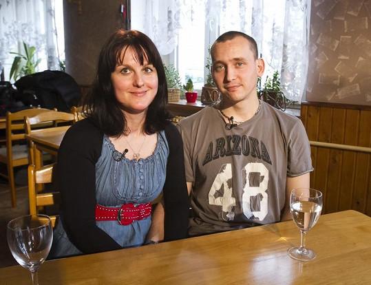 Marie a František Kaslovi mají prý spokojené manželství.