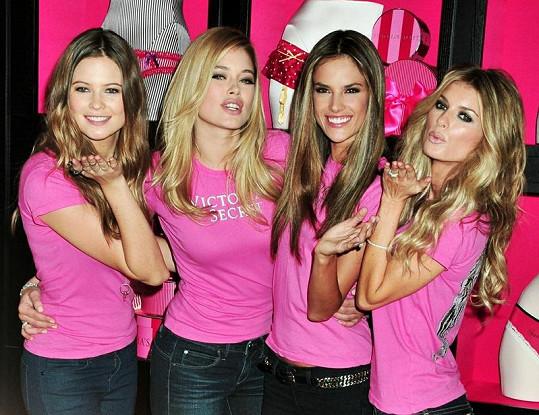 Andílci Victoria's Secret dnes.