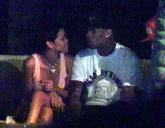Expartneři Rihanna a Chris Brown spolu opět tráví hodně času.