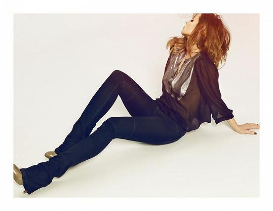 Greta Slezáková je v zahraničí velmi uznávanou modelkou.