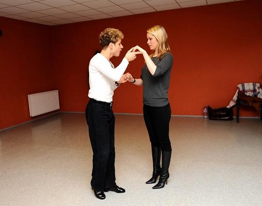 Onder měl radost z toho, že má štěstí na taneční partnerky. Kiera byla stejně učenlivá, jako Dana Batulková, se kterou tančil ve Star Dance III.