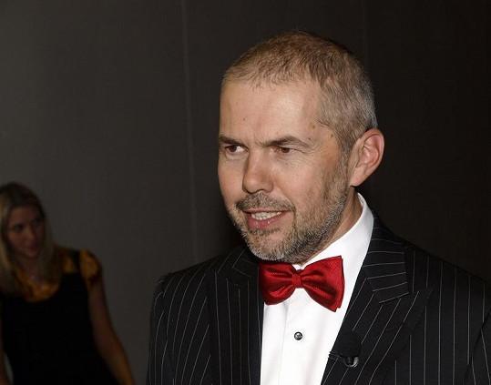 Marek Eben.