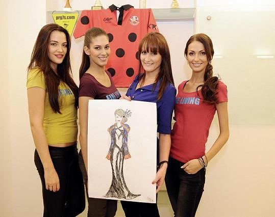 Dominika Sedláčková vybrala jednoznačně jako vítězný obrázek ten Anetin.
