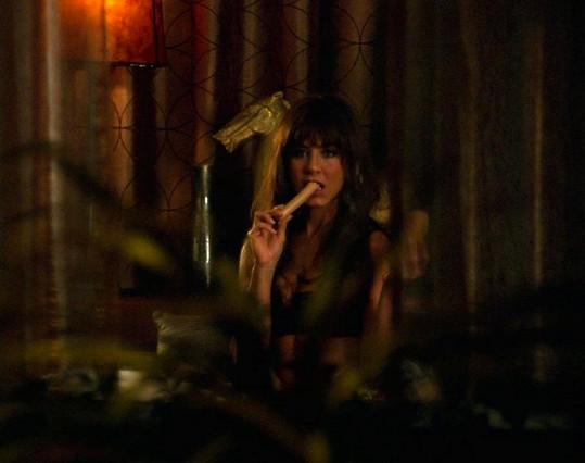 Aniston v novém filmu Horrible Bosses, který bude mít premiéru v srpnu.