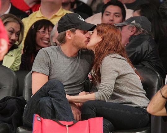 Drew Barrymore a Will Kopelman mají láskyplný vztah.