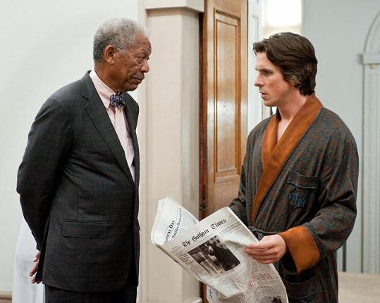 Ve filmu se objeví i Morgan Freeman, opět v roli Luciuse Foxe.
