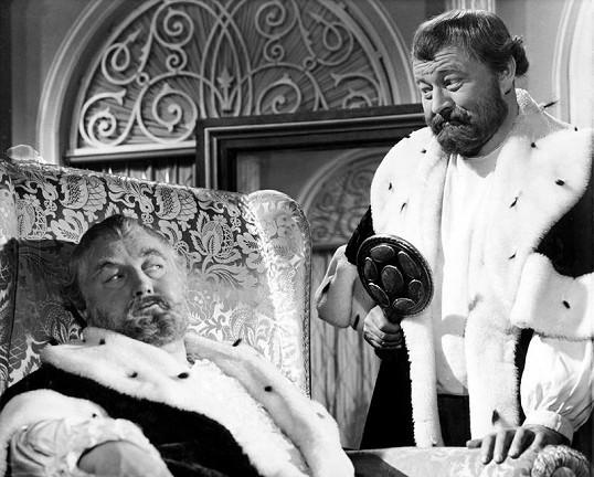 Rád by si jako táta zahrál v pohádce nebo ve filmu vladaře.