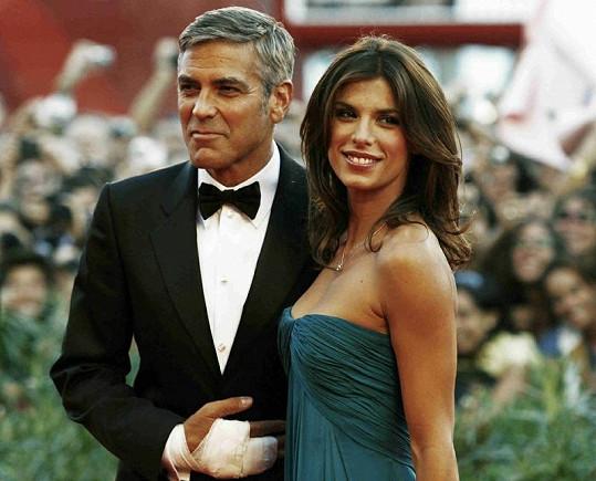 Elisabetta a George.