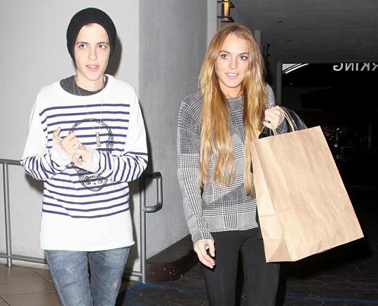 Lindsay Lohan a Sam Ronson jsou prý zase spolu.