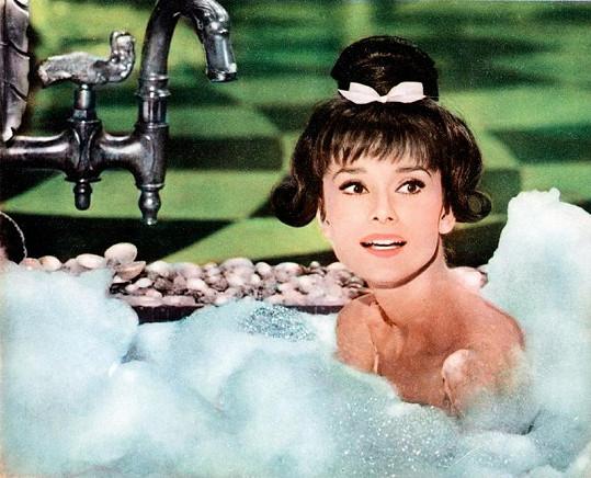 Audrey patřila k nejpůvabnějším herečkám minulého století.