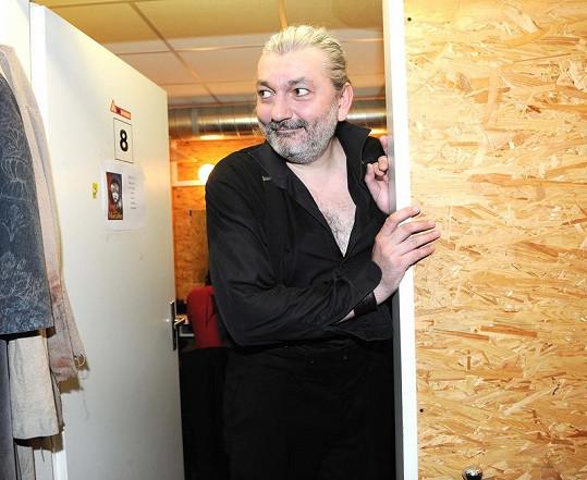 Někdejší Český slavík Daniel Hůlka se letos potýkal s vážnými zdravotními problémy.