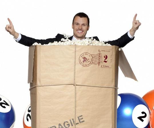 Leoš Mareš je zase v balíku