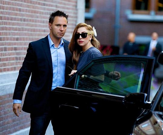 Lady Gaga a její nová image.