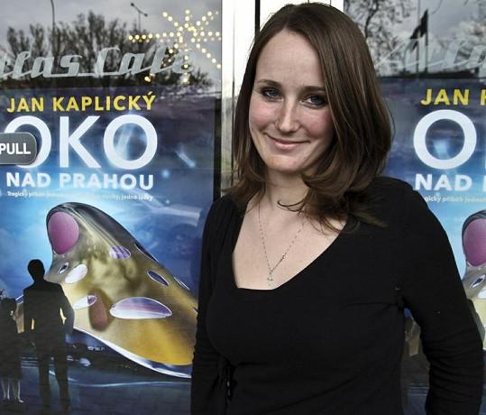 Dobře si Aneta vybrala. Olga Špátová je velmi úspěšná a velmi krásná.