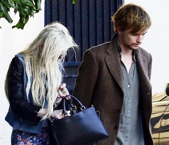 Lindsay Lohan s Henry Lee Hopperem.