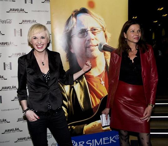 Manželka a dcera Dalibora Jandy