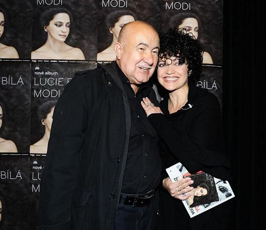 Lucii objevil pro pop music Petr Hannig.