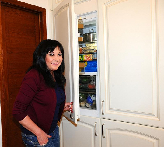 Co má Dáda v lednici?