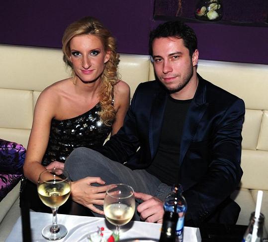 Adéla Banášová a Peter Modrovský se rozešli.