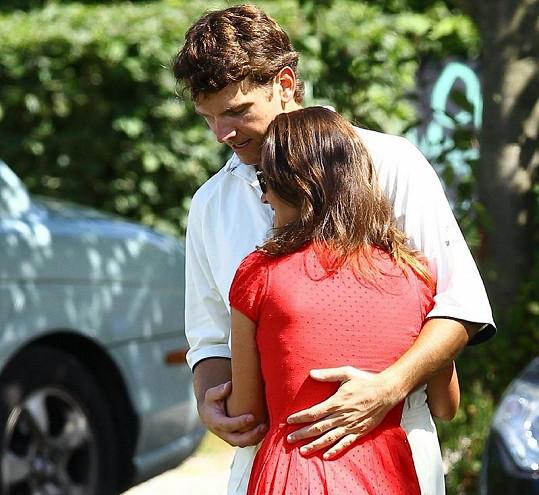 Pippa Middleton a Alex Loudon nyní projevují své city i na veřejnosti.